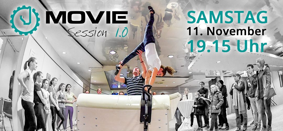 MOVIE-Session 1.0 auf Gut Langfort