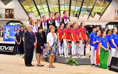 European Championships for Juniors in Kaposvár